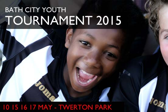 Bath City Youth Tournament 2015