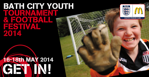 Bath City Youth Tournament and Football Festival 2014